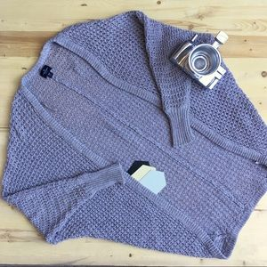 American Eagle Cocoon Sweater